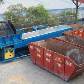 Mobile Recycling Plant 032